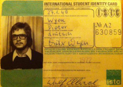 1972- 1976 > meine Studentenzeit